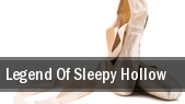 Legend Of Sleepy Hollow Hylton Performing Arts Center tickets