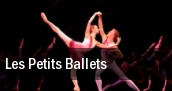 Les Petits Ballets Centrepointe Theatre tickets