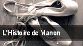 L'Histoire de Manon tickets