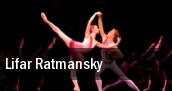 Lifar & Ratmansky tickets