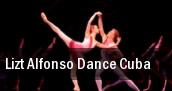 Lizt Alfonso Dance Cuba Auditorium Theatre tickets