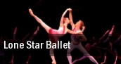 Lone Star Ballet tickets