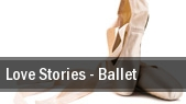 Love Stories - Ballet tickets