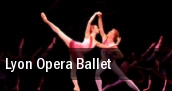 Lyon Opera Ballet Arlene Schnitzer Concert Hall tickets