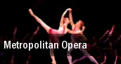 Metropolitan Opera Newark tickets