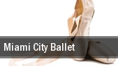 Miami City Ballet Fort Lauderdale tickets