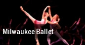 Milwaukee Ballet Milwaukee tickets