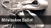Milwaukee Ballet Uihlein Hall Marcus Center For The Performing Arts tickets