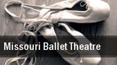 Missouri Ballet Theatre Edison Theatre tickets