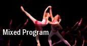 Mixed Program tickets