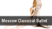 Moscow Classical Ballet Greensboro tickets
