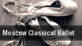 Moscow Classical Ballet The Flint Center for the Performing Arts tickets