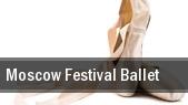 Moscow Festival Ballet Newport News tickets