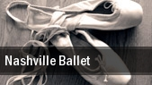 Nashville Ballet tickets