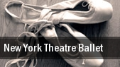 New York Theatre Ballet tickets