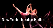 New York Theatre Ballet New York tickets