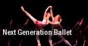 Next Generation Ballet Ferguson Hall tickets