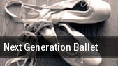 Next Generation Ballet tickets