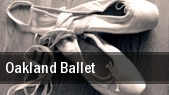 Oakland Ballet tickets