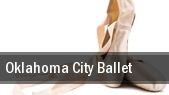 Oklahoma City Ballet Civic Center Music Hall tickets
