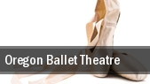 Oregon Ballet Theatre Keller Auditorium tickets