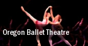 Oregon Ballet Theatre Newmark Theatre tickets