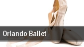 Orlando Ballet Bob Carr Performing Arts Centre tickets