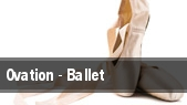 Ovation - Ballet tickets