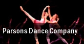 Parsons Dance Company tickets