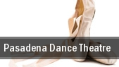 Pasadena Dance Theatre tickets