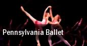 Pennsylvania Ballet Philadelphia tickets