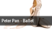 Peter Pan - Ballet Providence Performing Arts Center tickets