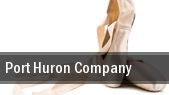 Port Huron Company tickets