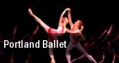 Portland Ballet Merrill Auditorium tickets