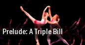 Prelude: A Triple Bill tickets