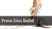 Provo Civic Ballet Covey Center for the Arts tickets