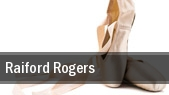 Raiford Rogers tickets