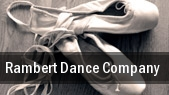 Rambert Dance Company London tickets