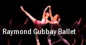 Raymond gubbay Ballet tickets