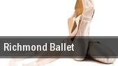 Richmond Ballet Studio Theatre tickets