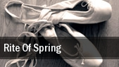 Rite Of Spring Chrysler Hall tickets