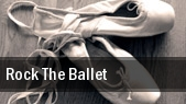 Rock The Ballet Messehalle tickets