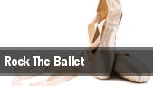 Rock The Ballet Stadthalle Chemnitz tickets