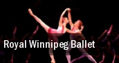 Royal Winnipeg Ballet Hamilton Place Theatre tickets