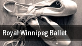 Royal Winnipeg Ballet Queen Elizabeth Theatre tickets