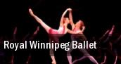 Royal Winnipeg Ballet Vancouver tickets