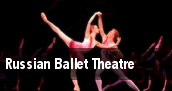 Russian Ballet Theatre tickets
