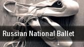 Russian National Ballet CNU Ferguson Center for the Arts tickets
