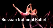 Russian National Ballet Muncie tickets