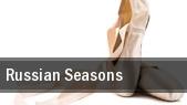 Russian Seasons tickets